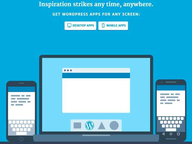 Hướng dẫn đăng nhập quản trị Blog WordPress