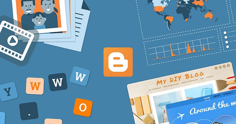 Hướng dẫn Tạo bài viết trên Blogger Blogspot
