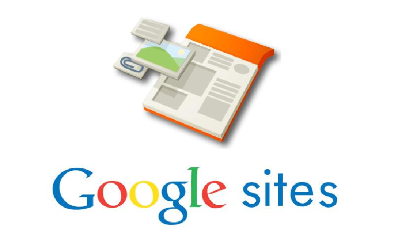 Tạo và đăng ký Google Sites